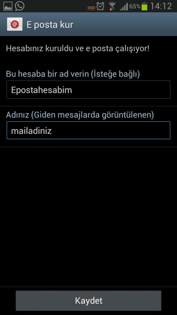Android-Cihazlara-Mail-Kurulumu