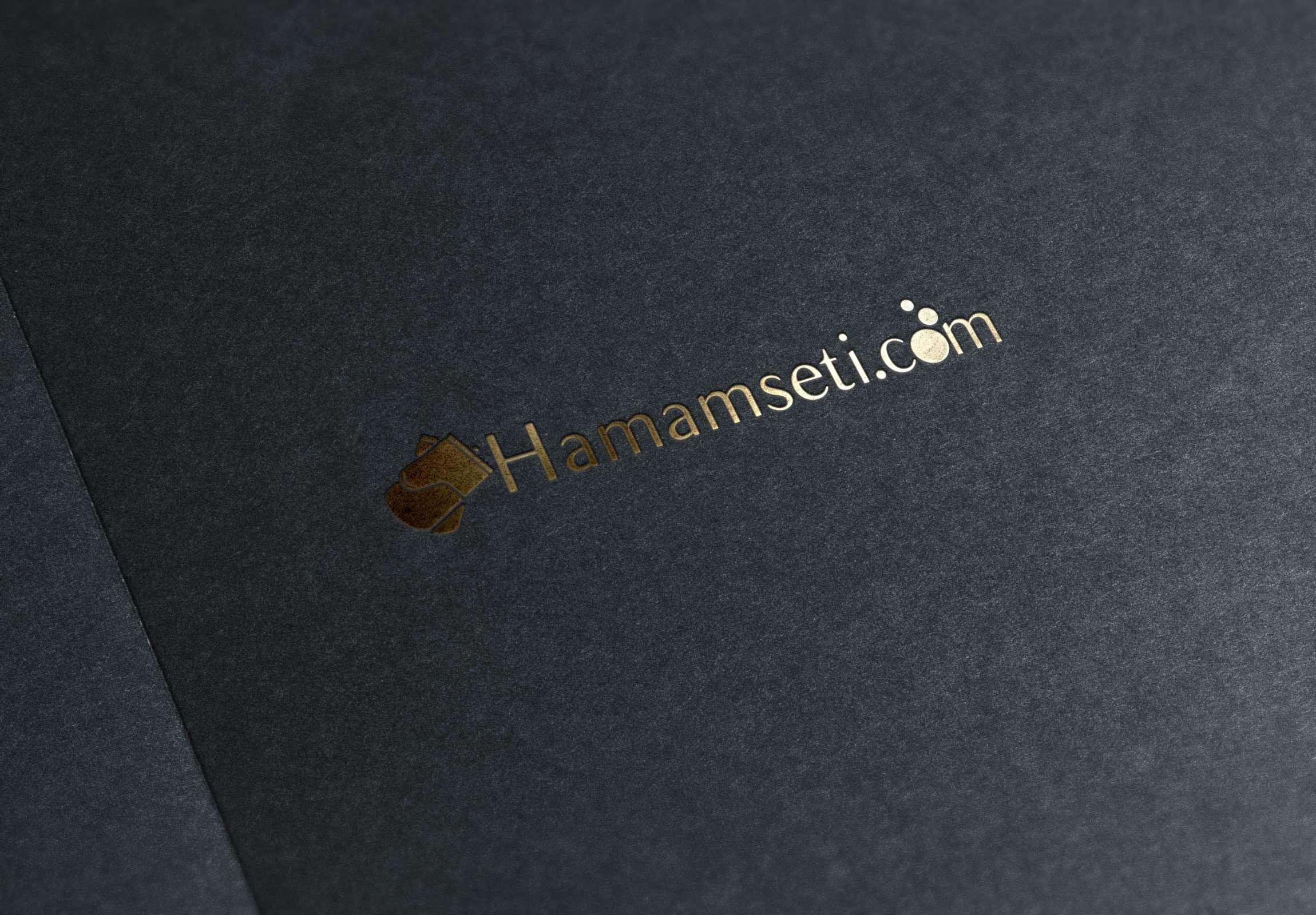 hamamseti logo tasarımı