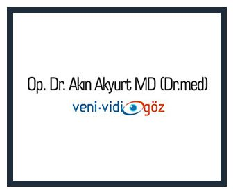 Op. Dr. Akın Akyurt Md
